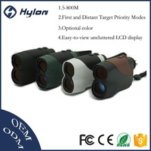 High accuracy laser measuring device, professional measuring detector