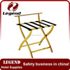 China supplier hotel room luggage rack baggage stand