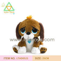 2015 New Design Lovely Plush Puppy