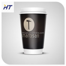 High Quality Paper Coffee Cup With Lid/Reasonable Price Pe Coated Paper Cups