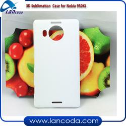 DIY blank 3d dye Sublimation Case for Nokia 950XL
