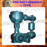 Wholesale L type CNG double stage compressor