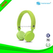 Free sample worldwide /wholesale china mp3 headphone with microphone