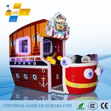 2015 Latest Island Hero Amusement Water Gun Game Machine For FEC