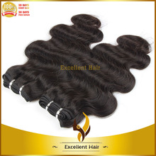 Long Hairstyle Hot Texture dyeable cheap Excellent natural wave body wave
