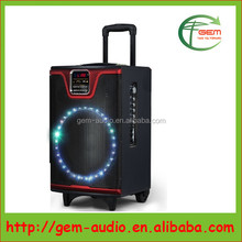 Prtable speakers with subwoofer Party speaker Good price portable speaker Gem-782