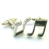 china supplier wholesale music swank cufflinks value