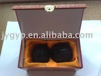 black jade gym ball with gift box