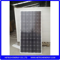 best price per watt solar panels 185w mono with TUV