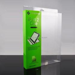 clear pvc box for ipad case