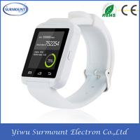 Popular blue tooth connect with mobile phone smart wrist watch Bluetooth Samrt Watch