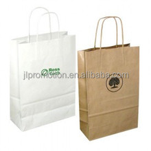 Eco-friendly paper material cute design paper bag for birthday gift packaging