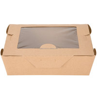 2015 APTC3M-018X7X2 56oz Window Kraft Foldable Storage Box