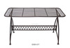 Metal Folding Standard Outdor Coffee Table sizes