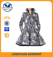 2015 2016 coat for winter korea women winter coat