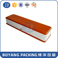 factory wholesale price wooden fountain pen display box