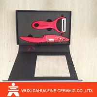 Unique Design Reasonable Price ceramic kitchen knife