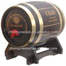 new design wooden oak paulownia pine wine whiskey barrels for sale