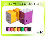 best sellers promotional mini dual usb universal charger