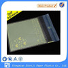 Patterned cellophane plastic bags self adhesive type bags