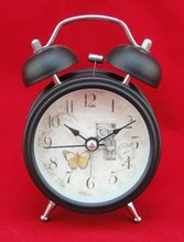 Top level latest simple fashion high quality decoration new arrival spring alarm clock