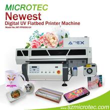 High Quality 60x90 Digital Desktop UV LED Flatbed Printer Printing Machine