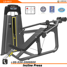LAND Brand Indoor gym exercises Equipment/LD-9013 Olympic Bench Incline/Incline Shoulder Press