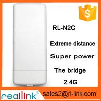Reallink VAP11G RJ45 WIFI Bridge/Wireless Bridge For Dreambox Xbox PS3 PC Camera TV Wifi Adapter 150Mbps Wifi Bridge