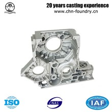 Custom Made Press Casting Energy Bracket Aluminum Auto Parts Cylinder Cover