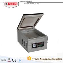 DZ Series high quality beef/snacks/food/meat/fish single-chamber vacuum packaging machine