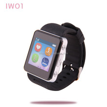 Hot sale GPS+GSM hand watch phone call pedometer man smart watch