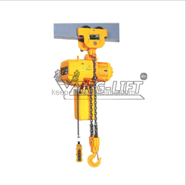 how to build a trolley hoist