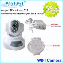 Professional PS-186 cctv dome camera with audio function with great price
