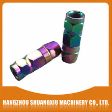 color zinc grease gun coupler with carbon steel delivery on time
