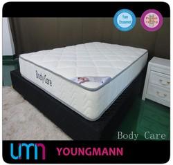 UMN-Body Care Fabric Manufactures Fabric Mattress Full Body Massage Mattress