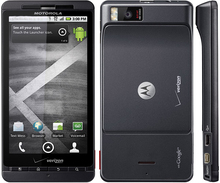 4.3-inch DROID X XT811 Used mobile phone