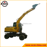 2015 new high quality durable price of backhoe loader