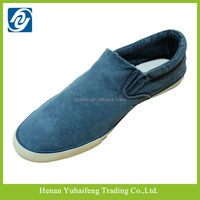 Low Price 2015 New Style Canvas Fabric Shoes For Men