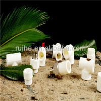 Water Supply Irrigation Plastic Injection ppr fittings plastic