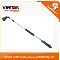 Big customers cooperation unversal coupling 10 function telescopic water wand