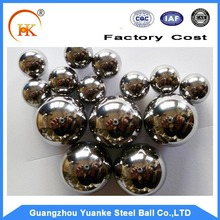 Long Working Life Polished 8mm Nail/ Bottle Stainless Steel Balls