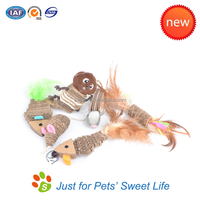 New product 2015 wholesale stock cat toy pet shop