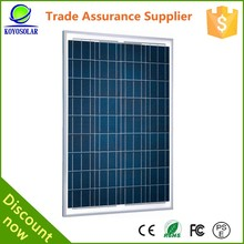 High efficiency solar panel monocrystalline for air conditioner