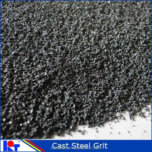angular steel grit gp80