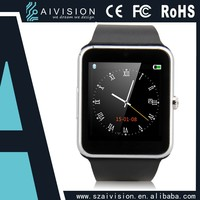 touch screen gsm smart phone watch