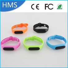 Xmas gift~Colorful IP67 waterproof android smart watch 2015 smartphone E06 Bracelet Watch Smart for girls boys