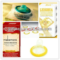 time dely vibrating condom