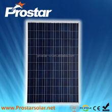 Prostar 36 cells 18v poly solar module 100W