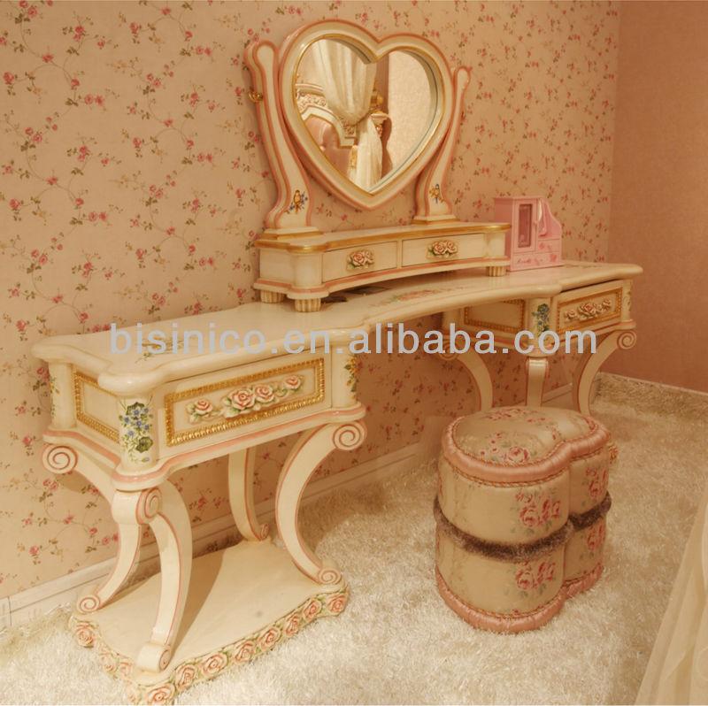 European Royal Bedroom Furniture European Princess Bedroom Set Luxury Wood Ca