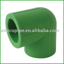 High Quality CE DIN ISO Korea Imported Material PPR Elbow